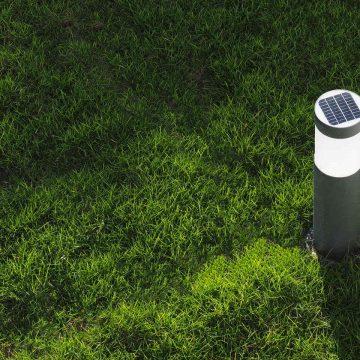 Lampy solarne. Oszczędne oświetlenie ogrodu