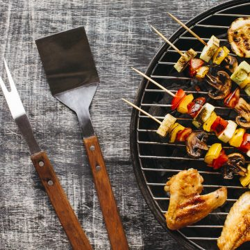 5 pomysłów na pyszne i szybkie potrawy z grilla