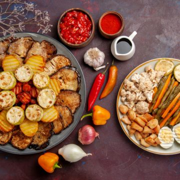 Warzywa z piekarnika – propozycje